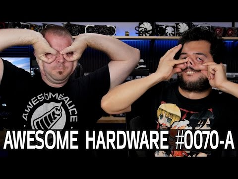Awesome Hardware #0070-A: Skylake-X & Kaby Lake-X, Pokemon NO, Razer LP Mech Switches - 동영상