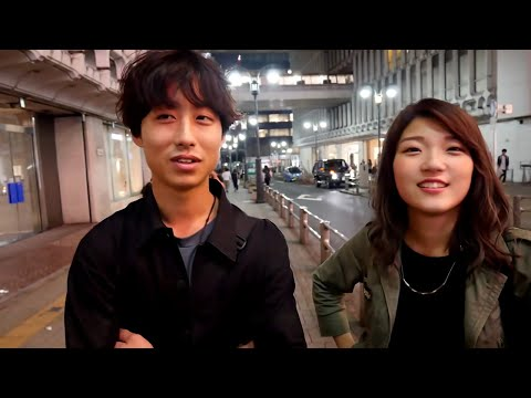 Are Young Japanese Interested in Politics? Interview