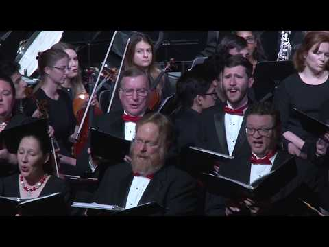 Brazos Valley Chorale Christmas 2018