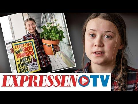 Greta Thunberg är årets kvinna 2019!