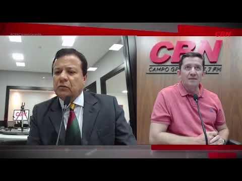 Entrevista CBN Campo Grande: Amarildo Cruz (PT), dep. estadual