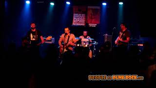 BUSSIERES - Those Far But Not Forgotten @ Punk Rock Meeting 2, Québec City QC - 2018-11-17