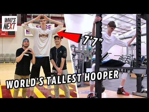 This 7'7' HS Junior Is Now LAMELO BALL'S Teammate. Can Robert Bobroczky Go From Spire To The NBA? 😱