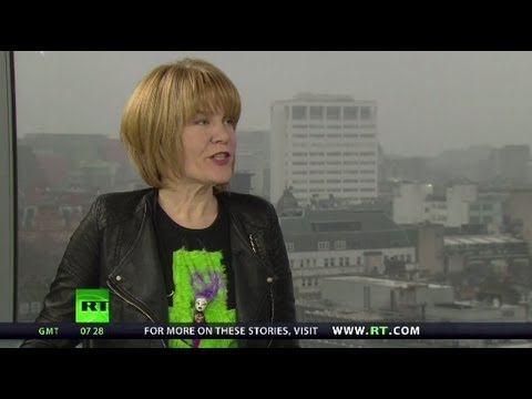 Keiser Report: Wealth & Wage Extinction (E389)