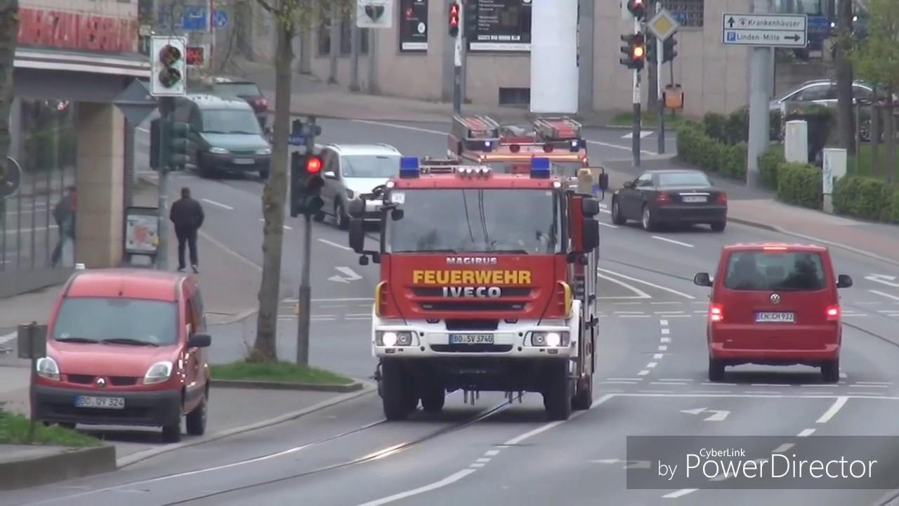 Explosion Bochum