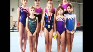 Ирина Кашина 8 лет. Спортивная гимнастика.
