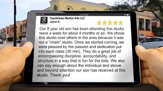 Touchstone Martial Arts Review East End, WI 53919 (608) 837-7444