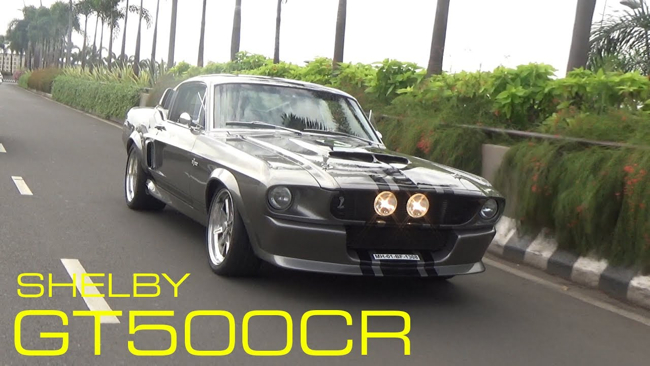 1967 SHELBY GT500CR in India | Shelby Eleanor in Mumbai