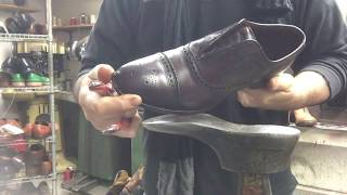 Another Detailed Restoration of Allen Edmonds - Bedo's Leatherworks