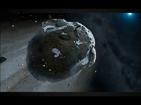 Ученые назвали страну по которой ударит астероид несущийся к Земле