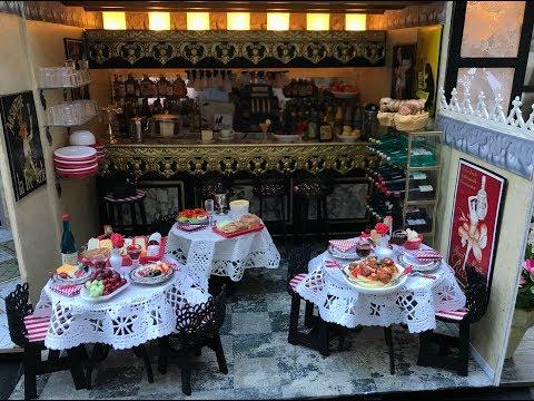 Cafe Du Chat Noir - Streets Of Paris