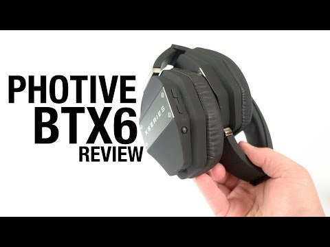 photive ph bth3 bluetooth headphones review doovi. Black Bedroom Furniture Sets. Home Design Ideas