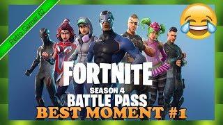 ★ Fortnite Battle Royale : BEST MOMENT #1 ★