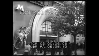1950 - USSR Newsreel 221075-01 | Footage Farm