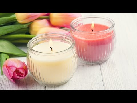 How To Make a Candle