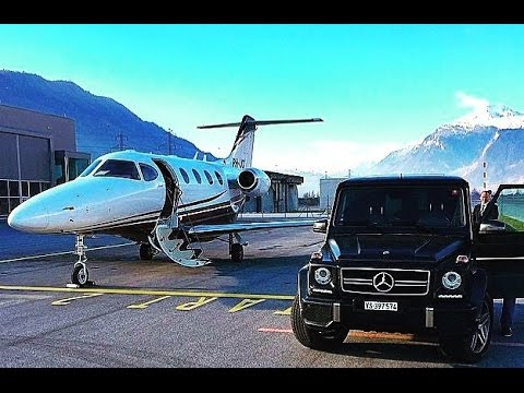 private jets of the rich and famous wolf of wall street penny stock