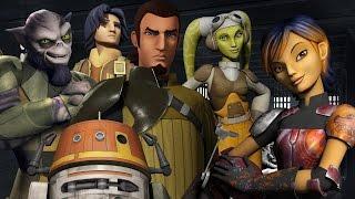 Звездные войны повстанцы/Star Wars: Rebels: платформер от Disney