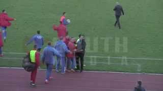 Radnicki Nis - Borac Lalatovic incident