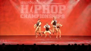 PHLY CREW - Australian Hip Hop Championships Finals 2013