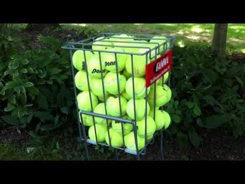 Gamma Hi Rise Tennis Ball Hopper