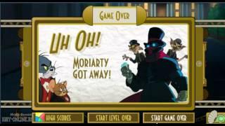 Игра Том и Джерри встречают Шерлока Холмса онлайн