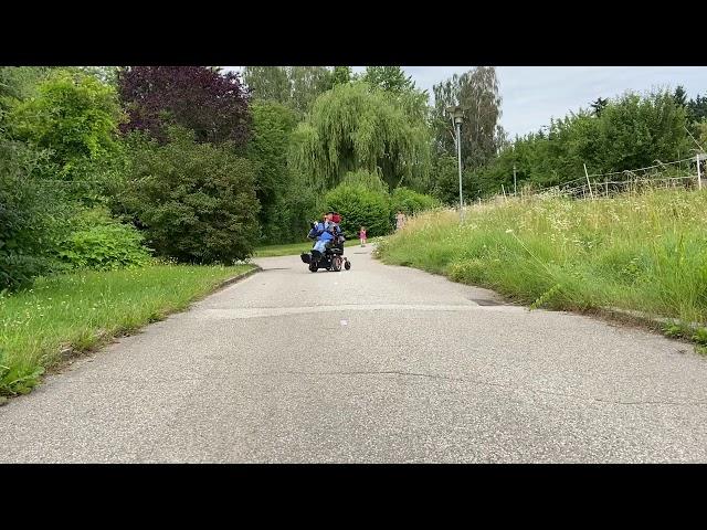 Video 2 Rollstuhl-Training