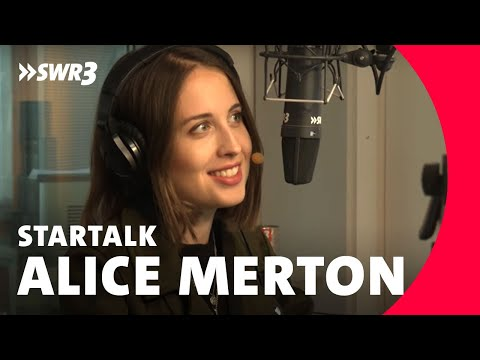 Alice Merton im Festivalradio – SWR3 New Pop Festival 2017