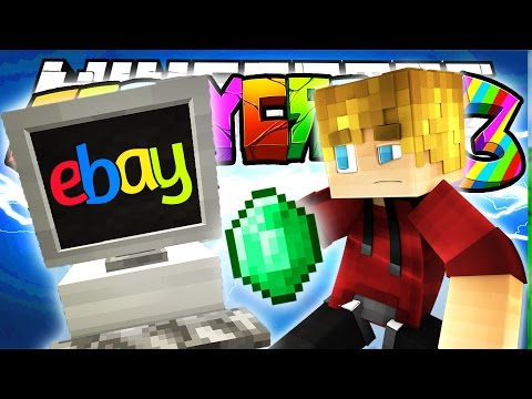 Minecraft Crazy Craft 3.0: EBAY Computer In Minecraft! #28