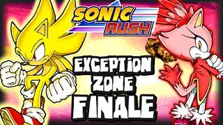 Sonic Rush (1080p) - Super Sonic & Burning Blaze - FINALE