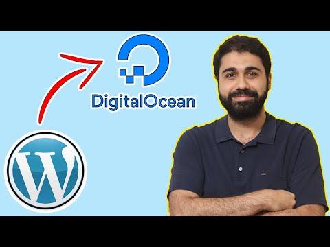 How to Install WordPress on DigitalOcean with SSL Certificate [2020] - Manual WordPress VPS Hosting