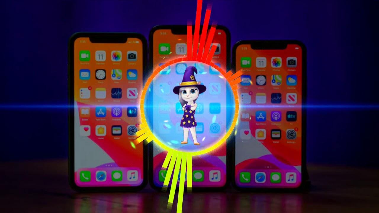 Talking Angela Oficial: Músic Remix iPhone Trap Oficial 🎃