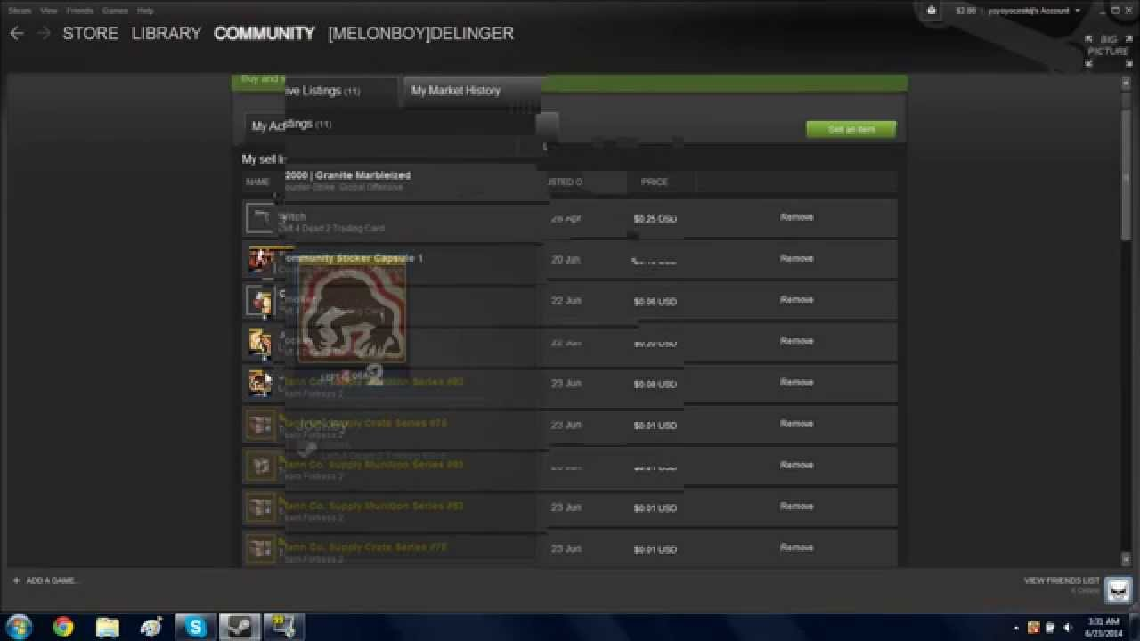 Give Steam wallet money in trade :: Steam Client Beta