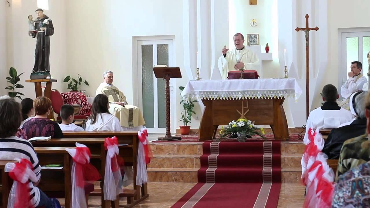 Predică, 13.06.2015: PS Cornel Damian, în vizită pastorală la Fetești (IL)