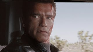 """Поврежденные блоки утрачивают стабильность! - """"Терминатор 3: Восстание машин"""" отрывок из фильма"""