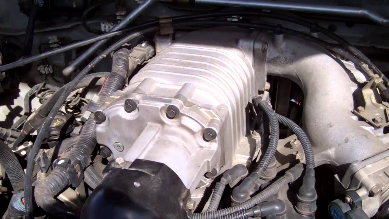 Supercharger Whine Nissan frontier supercharged  YouTube