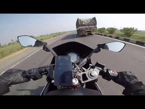 ABS - Anti lock braking system saved my life | KTM RC390