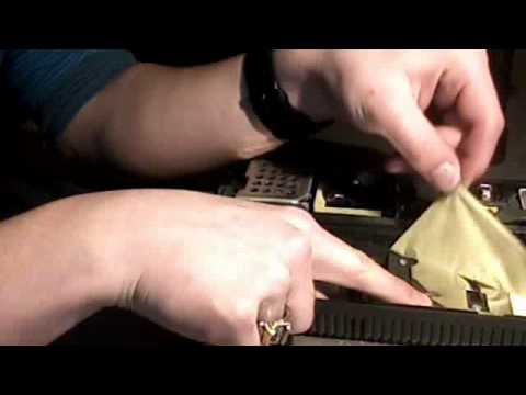 How to take apart and clean your xbox 360 power inverter/supply