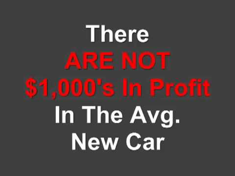 How Do Dealers Make Money 1