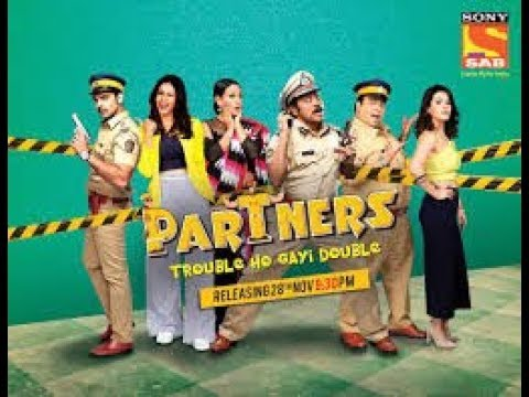 Partners - New hindi serial on SAB TV -all star cast or unseen family  albums !!!!