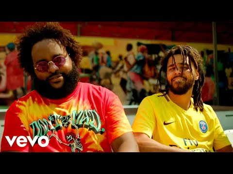 Bas - Tribe with J.Cole (Official Video)
