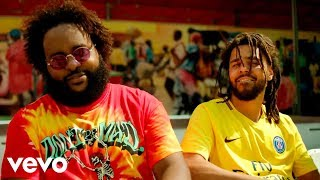 Bas - Tribe with J.Cole video thumbnail