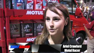 Kart Racer TV-Motul Oil-Product Spotlight