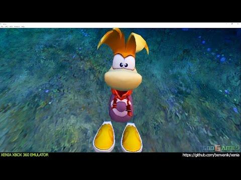 Xenia Xbox 360 Emulator - Rayman 3 HD Ingame