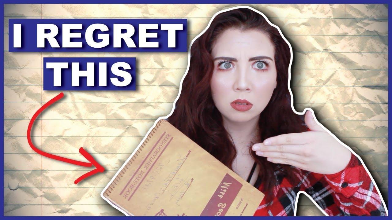 Diary of Regret