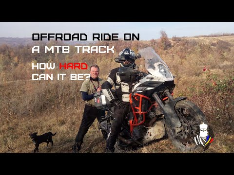 Offroad ride on an awesome track | Suzuki V-Strom 1000 XT Honda Africa Twin KTM 1190 Adventure R