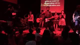Anand hi anand hai | live worship cover | Zarurat Band | Tu Chahiye Yeshu