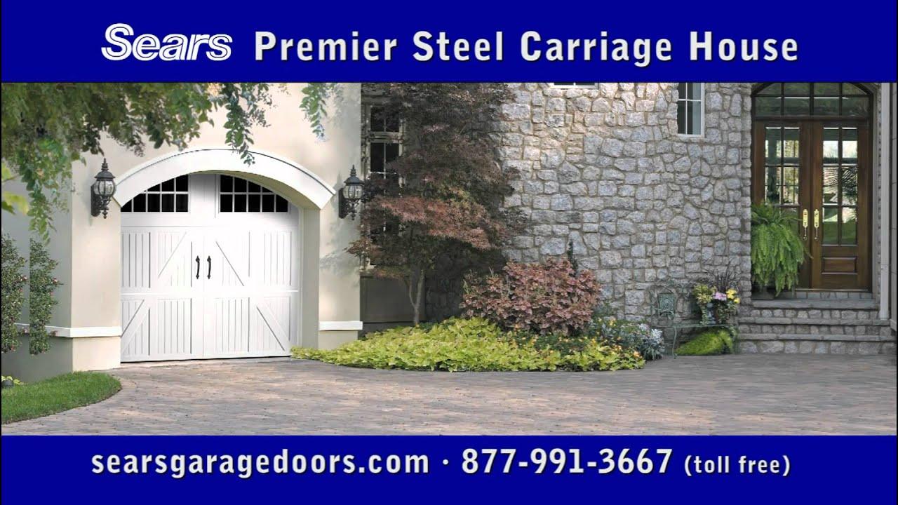 Sears Garage Door Solutions Garage Door Youtube