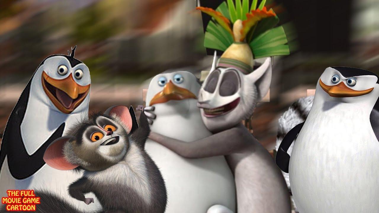 Pinguinos De Madagascar Episodio Completo En Español Mision Control Juego De La Pelicula Pinguinos Youtube