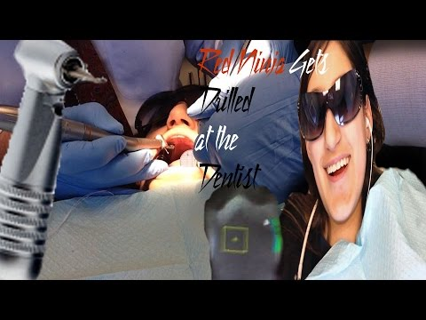RED NINJA CAVITY Gets Filled Feb 24 2015 VLOG Cover song Bef
