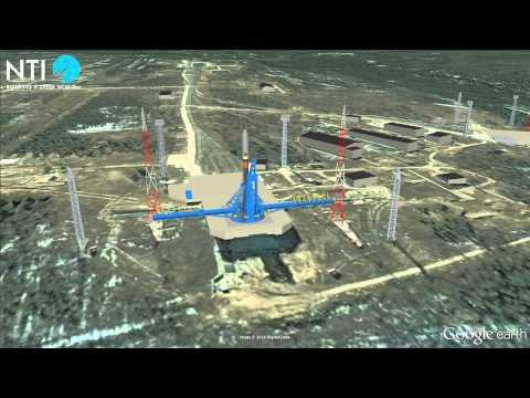 Plesetsk Cosmodrome - Russia
